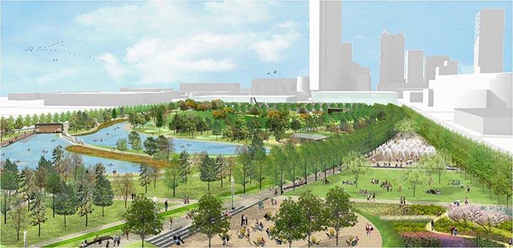 Name the MAPS 3 Park | City of OKC