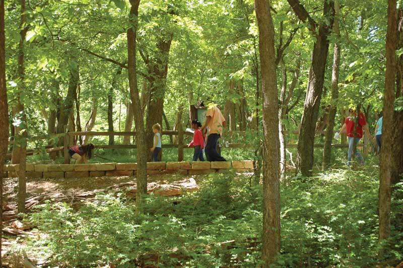 Martin Park Nature Center Okc
