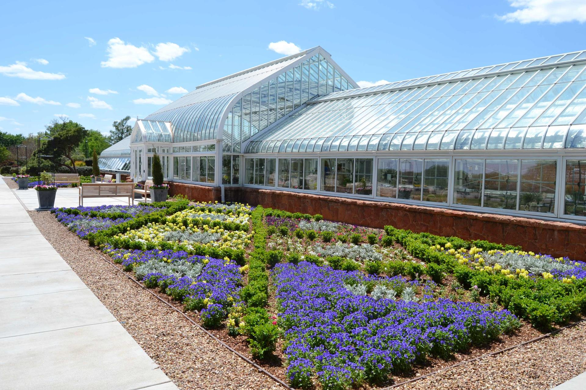 City Of OKC Will Rogers Gardens