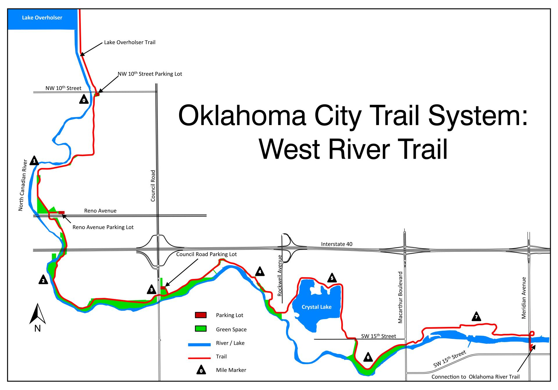 MAPS 3 Interstate 44 West Trail route set | News | City of OKC I Oklahoma Road Map on oklahoma county maps and highways, oklahoma voting districts, oklahoma turnpike maps and rates, york pa street map, arkansas highway road conditions map, oklahoma i-40 road conditions, us hwy 67 map, oklahoma fairgrounds speedway, oklahoma grand lake casino, i-40 route map, national highway 40 map, choctaw ok city limits map, streets of waterloo ia map, u.s. route 40 map, us 40 map, oklahoma i-40 rest areas, new mexico i-40 map, show directions on a map, oklahoma fishing maps, i 40 texas map,