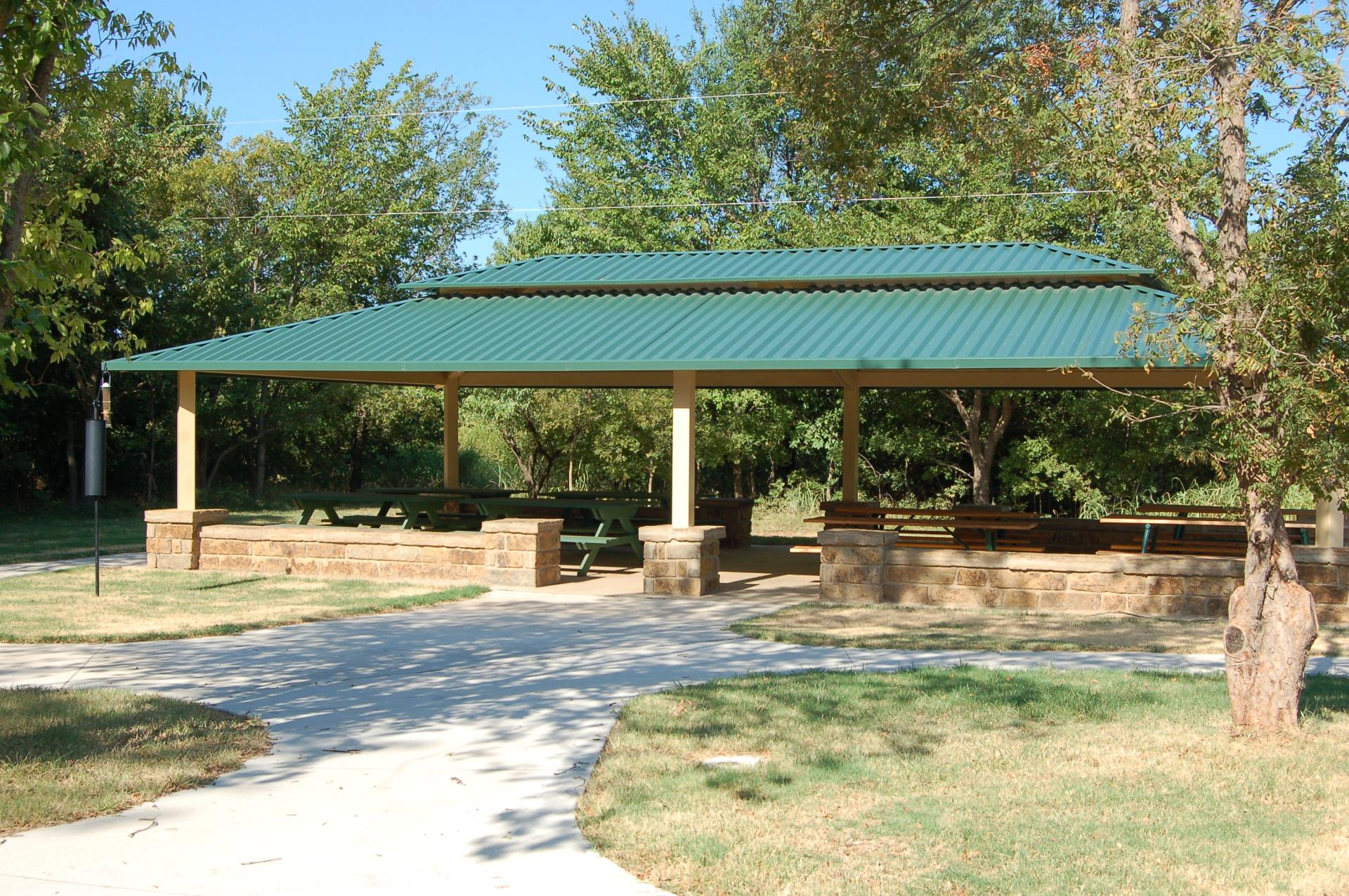 Martin Park Nature Center Picnic Shelter