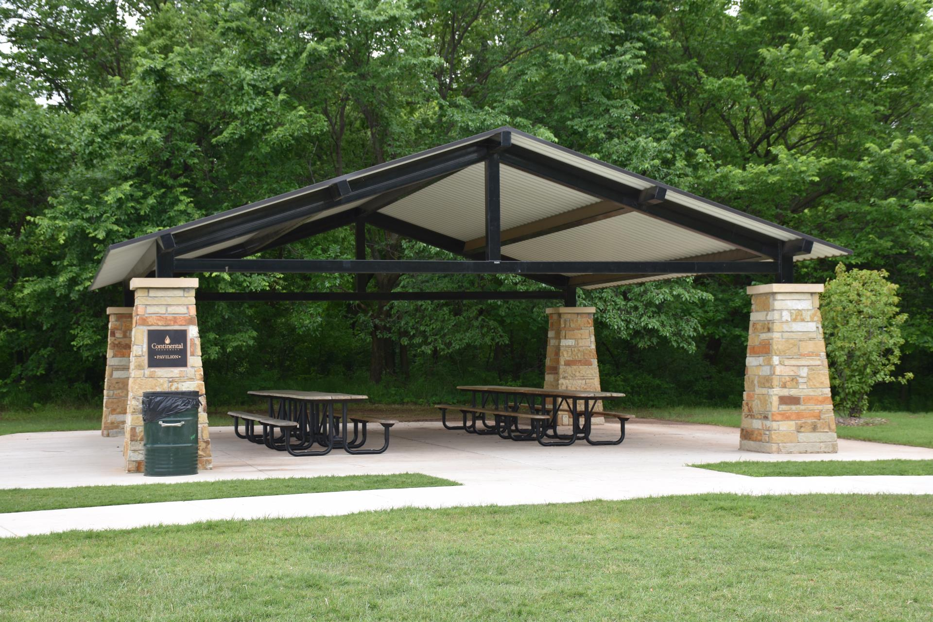 Pavilions Amp Shelters City Of Okc