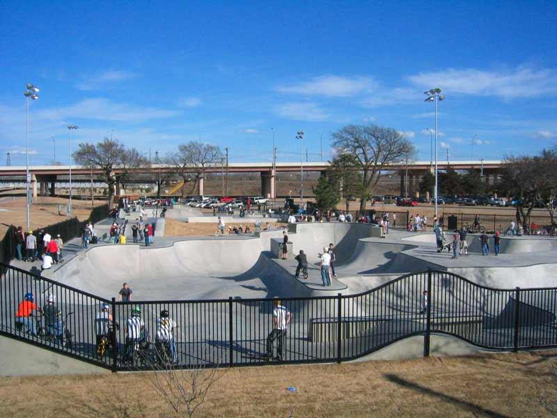 Skate Parks City Of Okc
