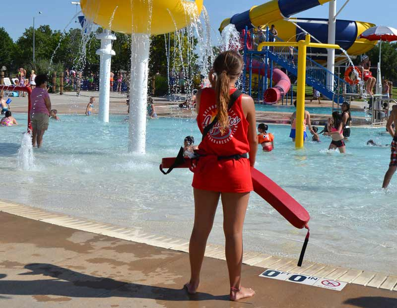 City of okc pool rules for Pool show okc