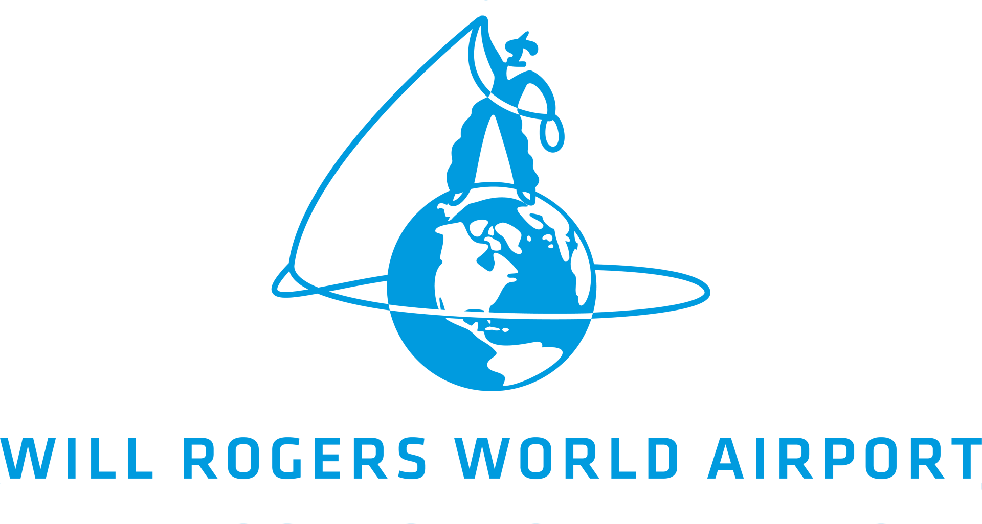 Will Rogers World Airport logo