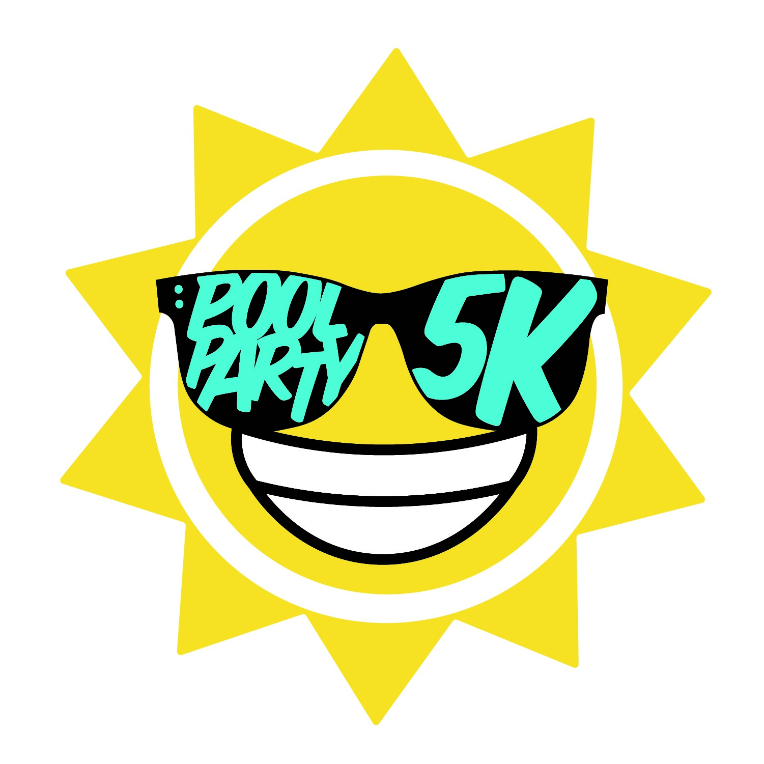 pool party 5 k and fun run