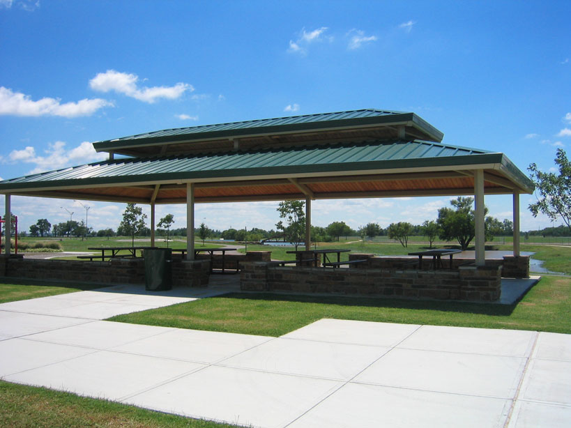 South Lakes Park Shelter
