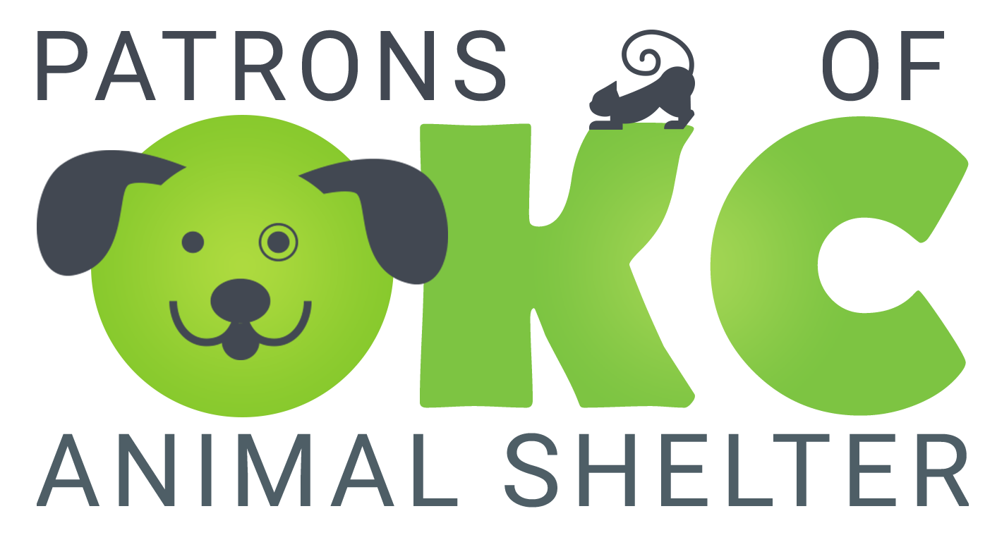 Patrons of the OKC Animal Shelter logo