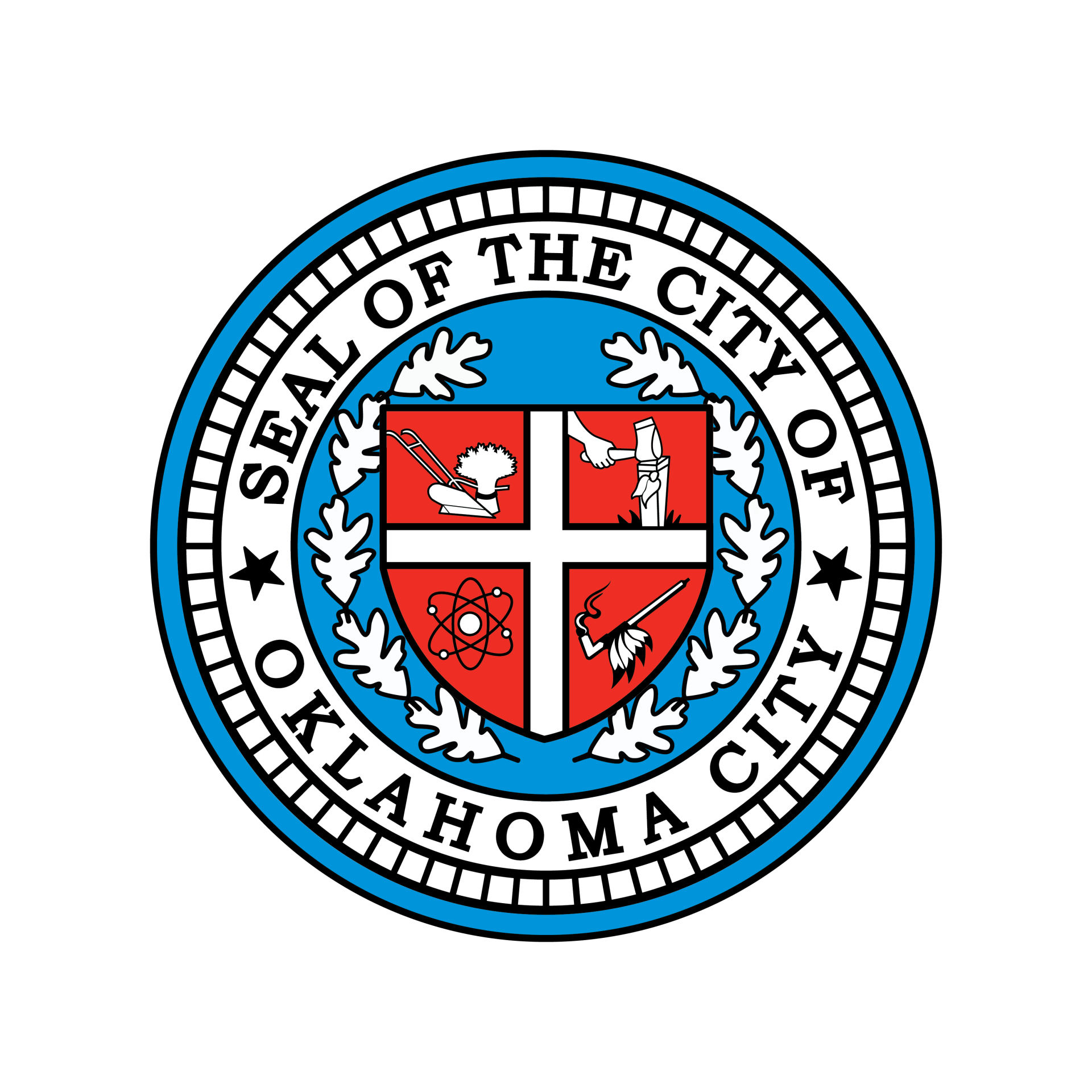 Seal of The City of Oklahoma City