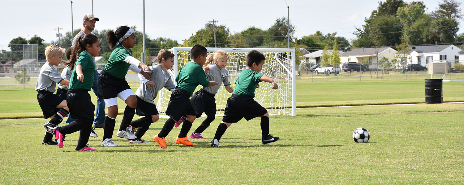 Youth Soccer Leagues | City of OKC