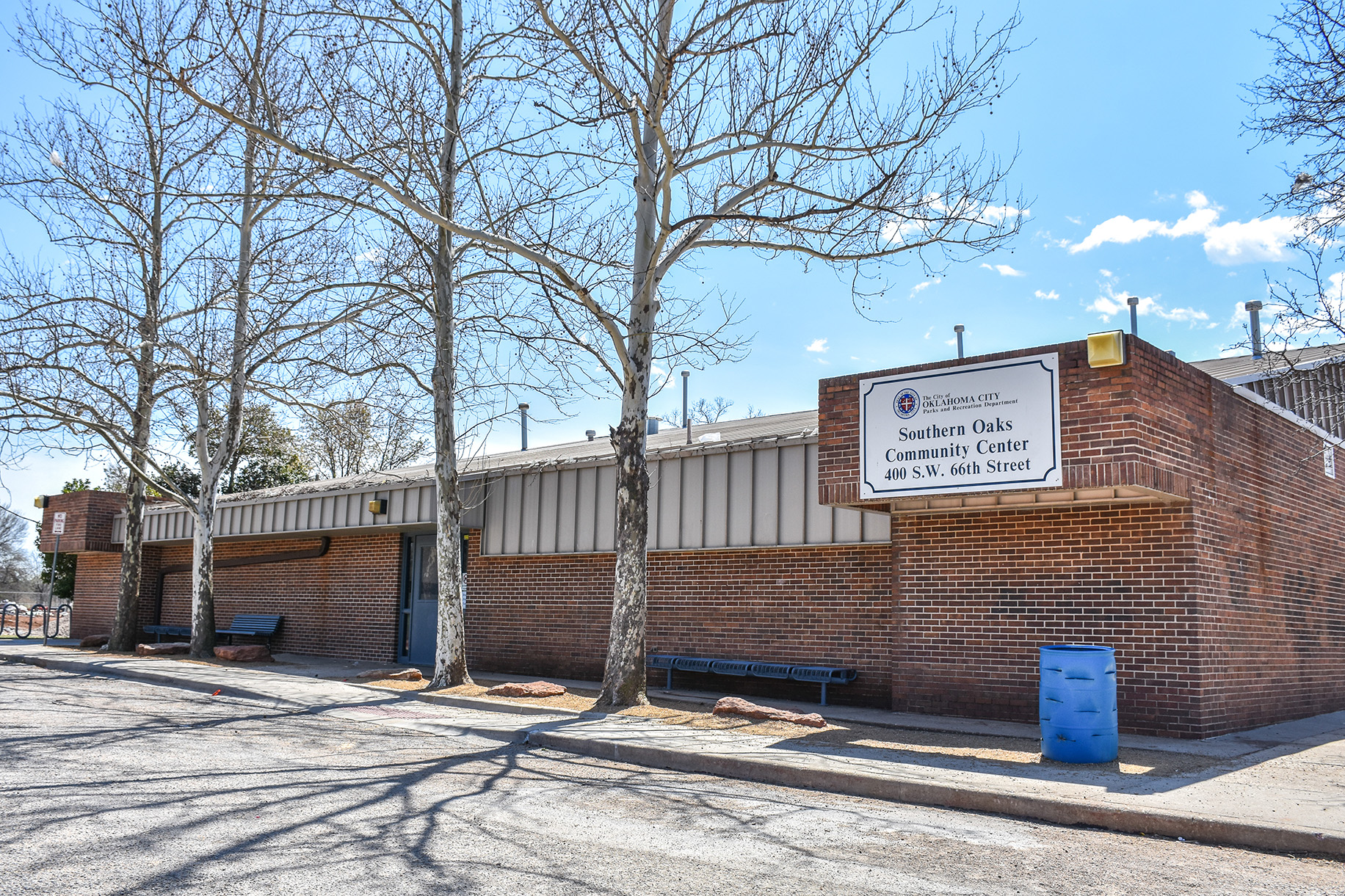 Find Your Recreation Center | City of OKC