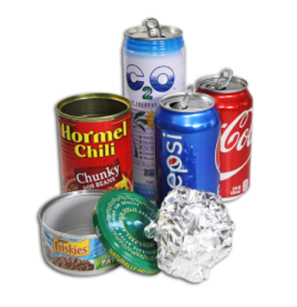 recycle aluminum and metals