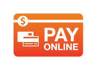 Pay online.
